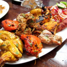 KABAB PLATTER FOR TWO