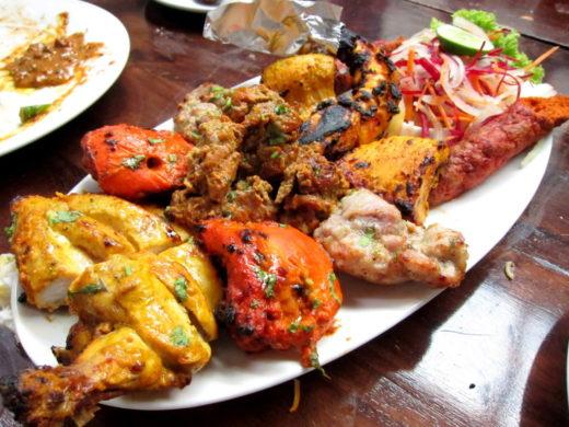 Best Arabic Food In Birmingham