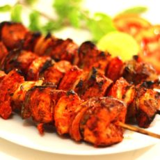 CHICKEN TIKKA (MILD)