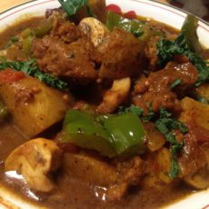 GOAT VEGETABLE MASALA