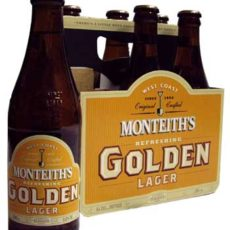 Monteith's Lager