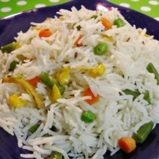 PULAV RICE (all kinds)