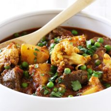 BEEF VEGETABLE MASALA