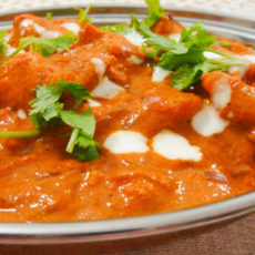BUTTER CHICKEN (MURG MAMTAZ)
