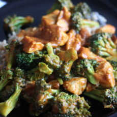 CHICKEN BROCCOLI MASALA
