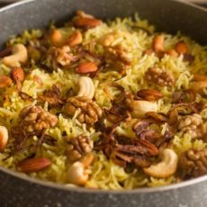 KASHMIRI PULAV RICE (All kinds)