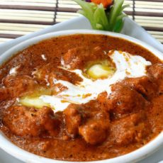 BUTTER CHICKEN (MURG MUMTAZ)