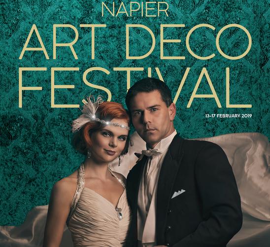 ART DECO NAPIER 2019